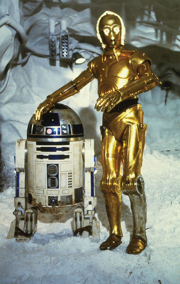 R2d2 And C3po On dogs, R2D2, C3PO, +...