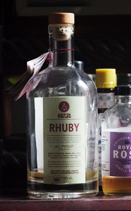 Rhuby Spirits